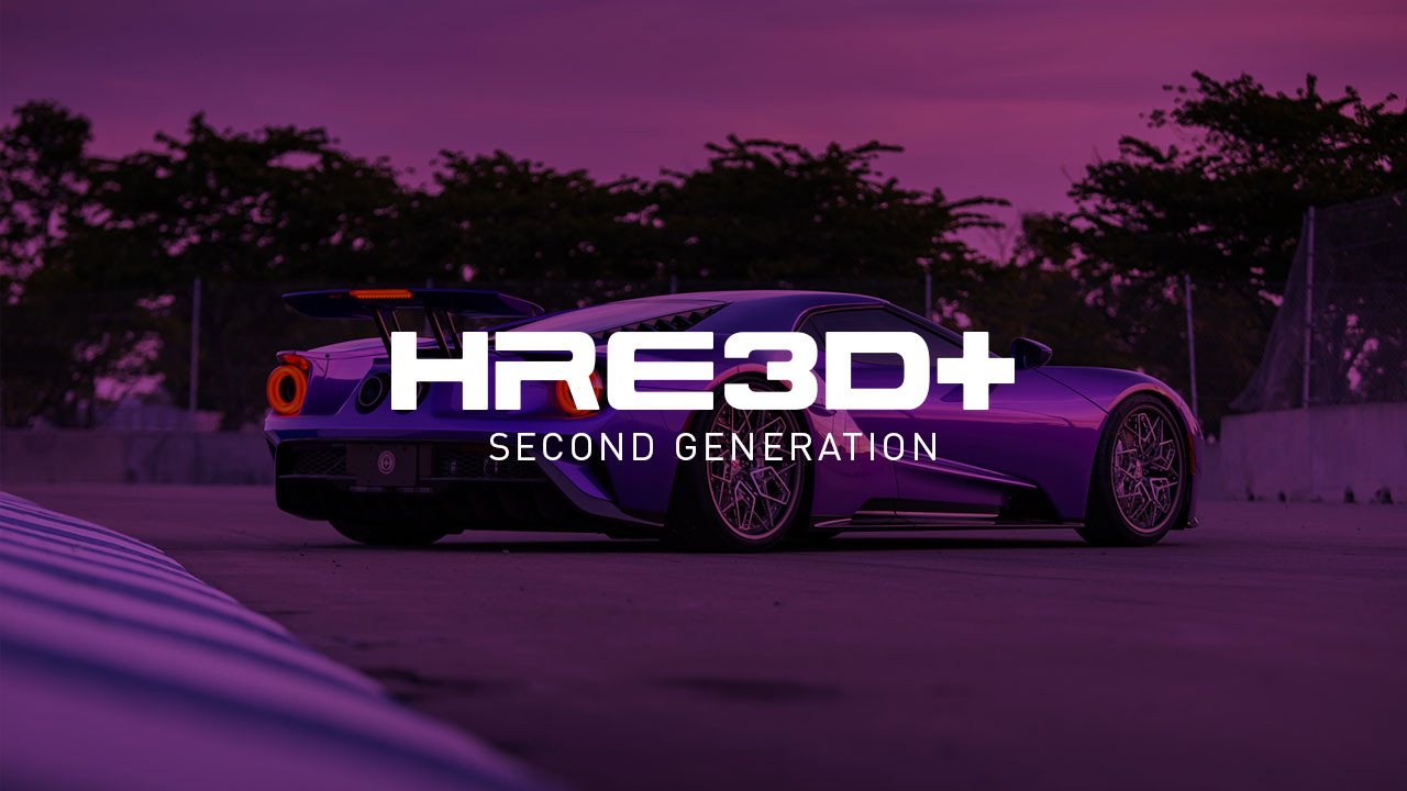 See how the HRE3D+ was made